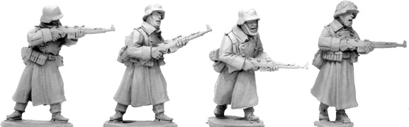 Late War Germans (Winter) G43 (Artizan Designs)