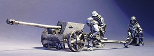 Late War German PaK40 (Artizan Designs)