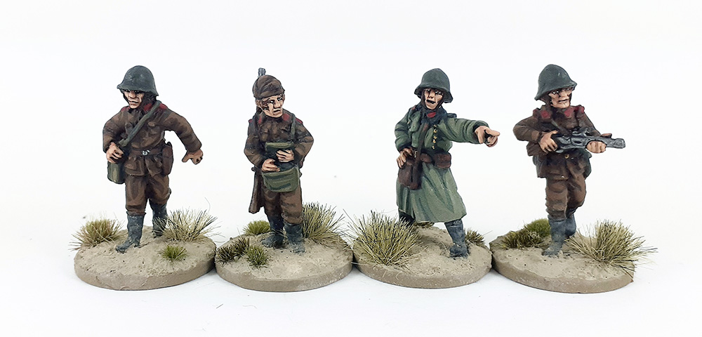 Bulgarian Infantry Command (General release April 2nd)