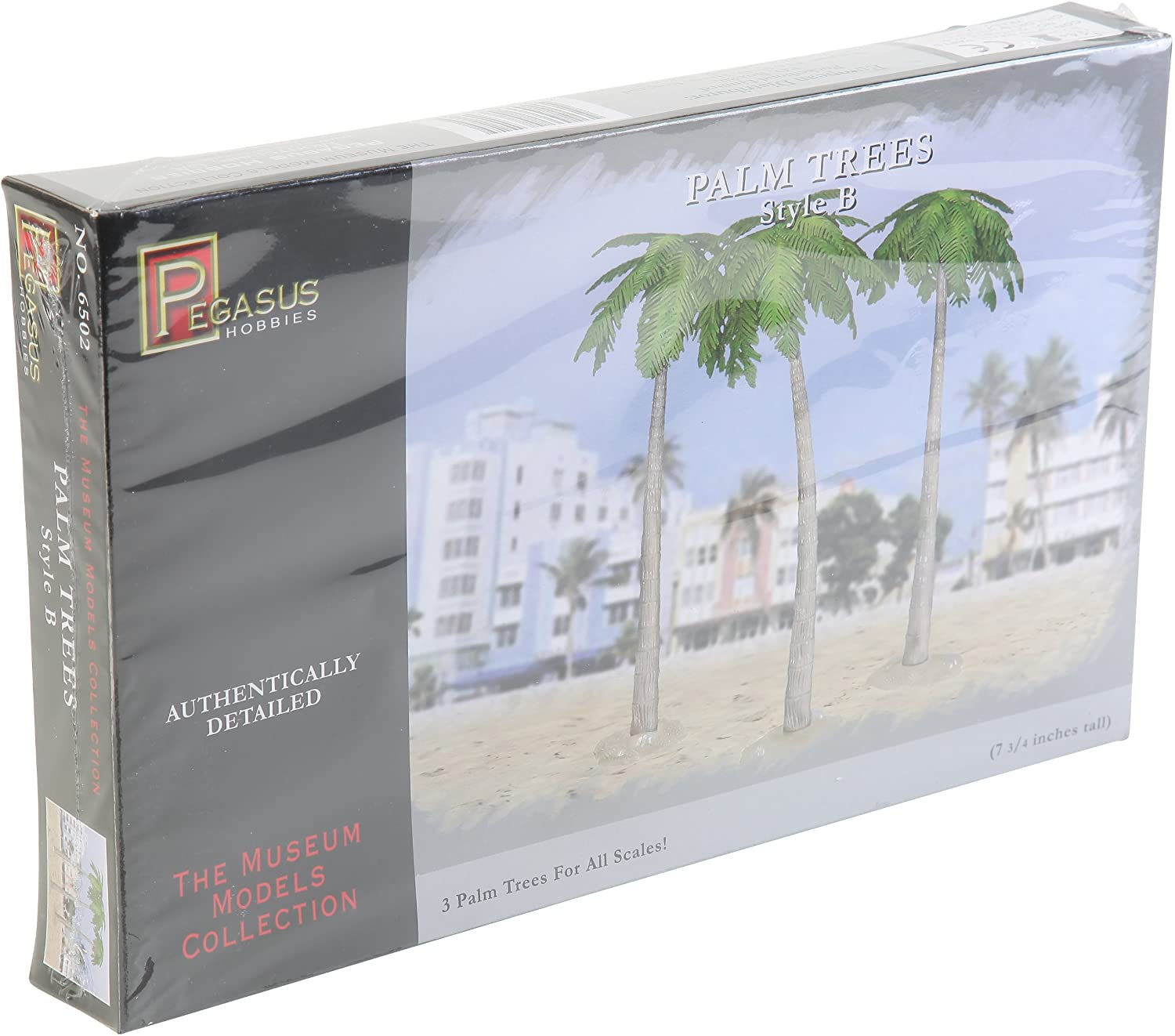Palm Trees Style B (Pegasus) 1:72 scale