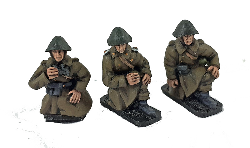 Danish Anti-tank Gun Crew I (Great Escape Games)