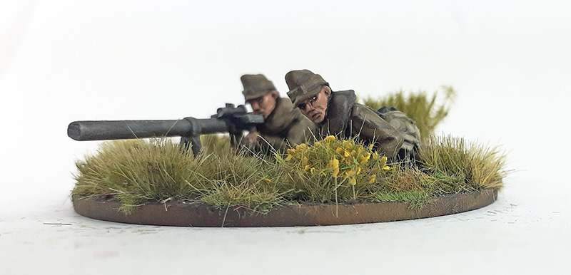 Romanian Anti-tank Rifle Team – Summer Uniform (Great Escape Games)