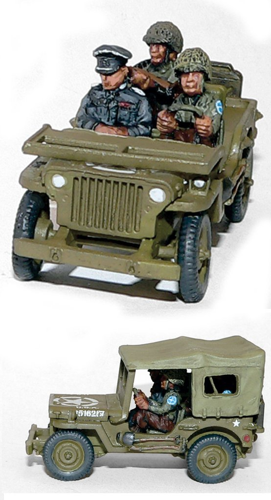 Kelly Jeep Set (Company B)