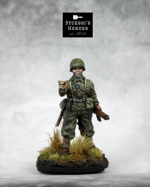 US Glider Infantry PFC Miller (Stoessi's Heroes)