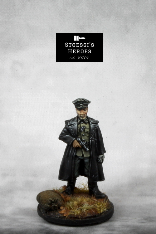German Officer - Hans (Stoessi's Heroes)