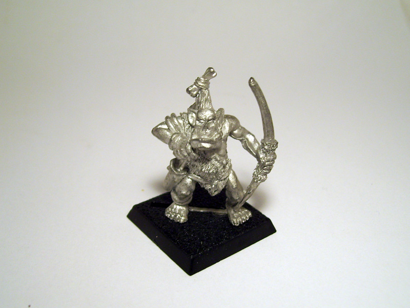 Savage Orc Archer 9