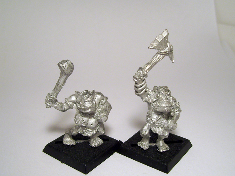 Savage Orc Warriors 1