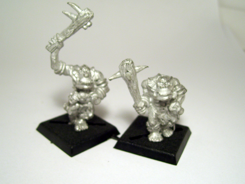 Savage Orc Warriors 4