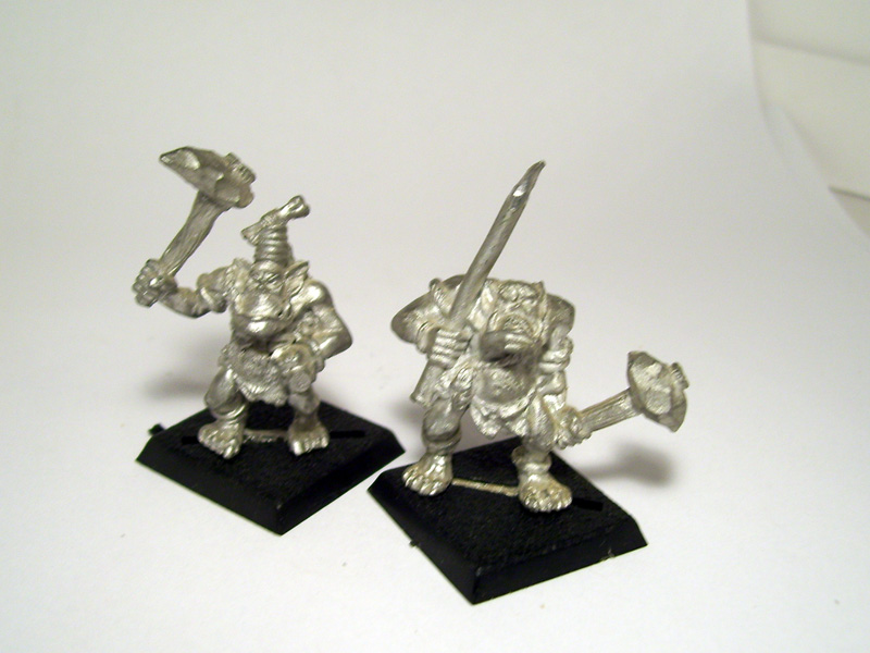 Savage Orc Warriors 6