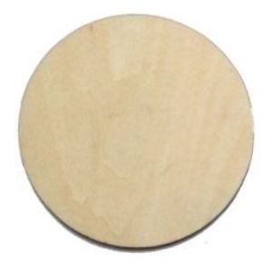 100mm Circular MDF Base (Warbases)