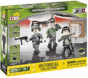 British Soldiers (2028) Cobi Small Army WWII