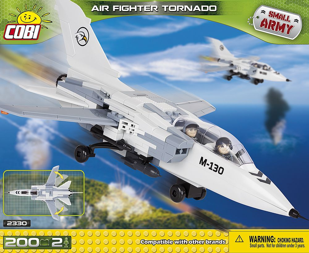 Air Fighter Tornado (2330) Cobi Small Army WWII