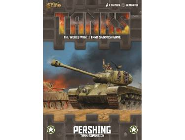 Tanks! Pershing Expansion.
