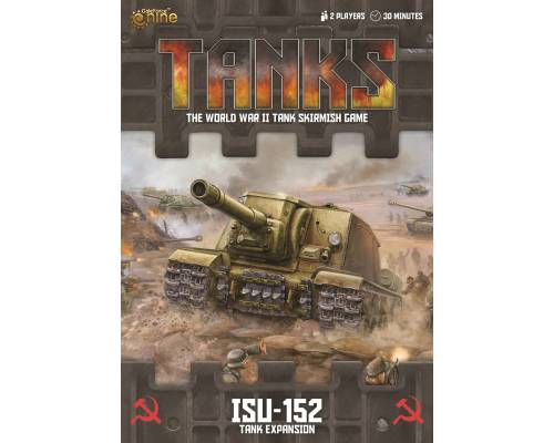 Tanks! ISU-152 Expansion.