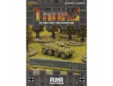 Tanks! German Puma Tank Expansion