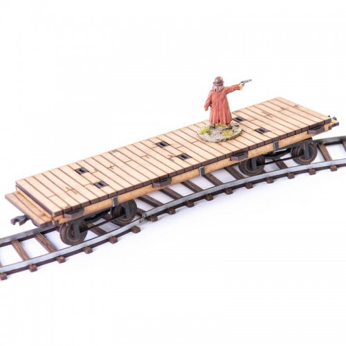 28mm New Straight Tracks (4Ground)