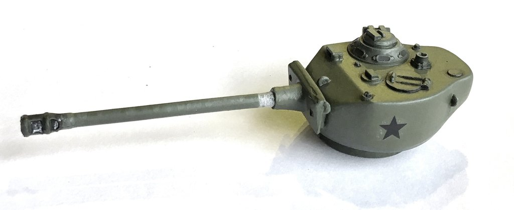 AFV Sherman 76mm late turret (Company B)