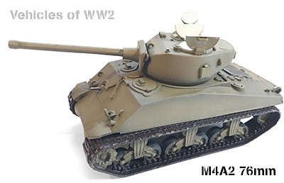 M4A2 76mm Lend Lease Sherman (Company B)