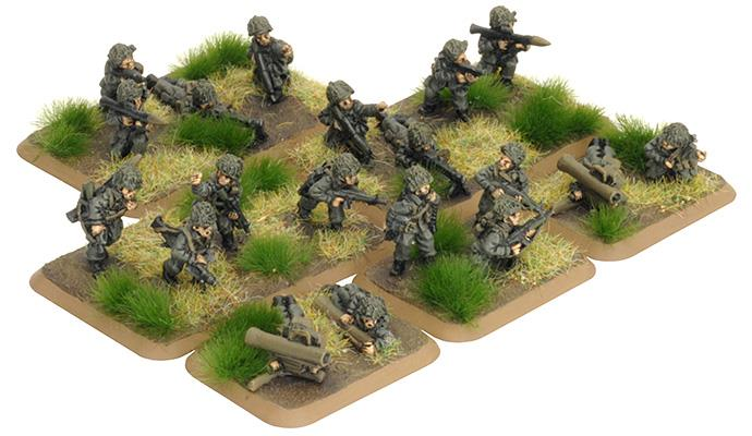 Seven Days to the River Rhine - FRG Army - (Rules & Army Deal - Battlefront Miniatures)