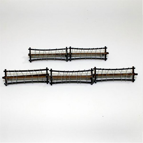 Road Barbed Wire Barricades (4Ground)