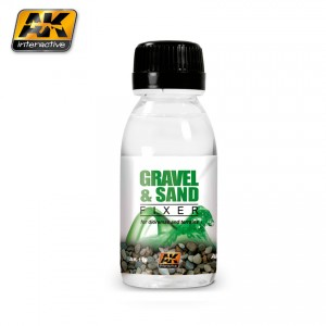 AK118 Gravel and Sand Fixer (AK Interactive)