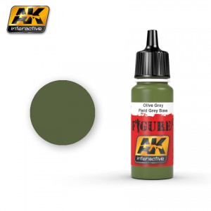German Fieldgrey Uniform Paints - Summer Uniform (AK Interactive Colours)