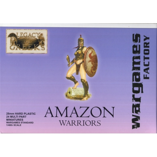 Amazon Warriors Plastic Box Set (WGF)