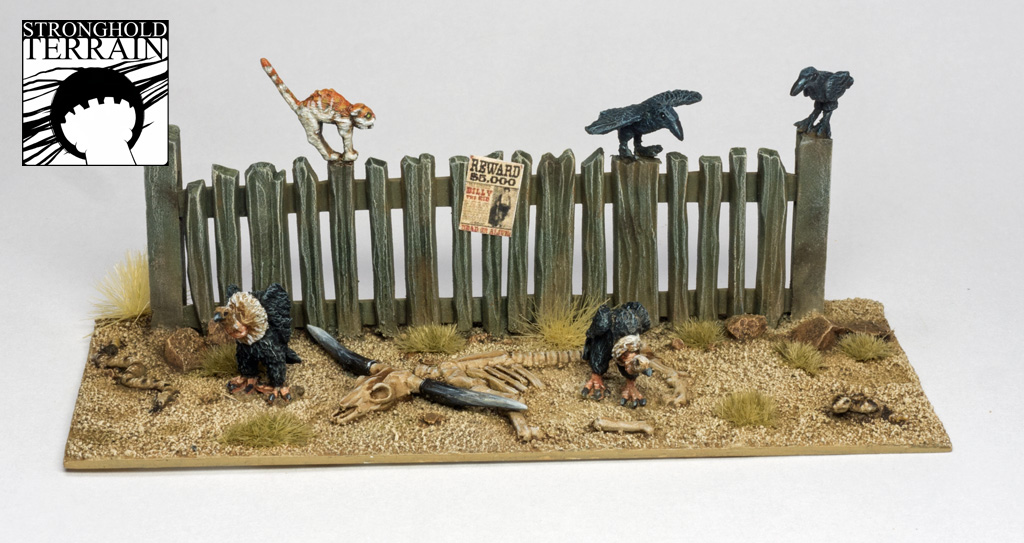 Western Animal Set (Stronghold Terrain)