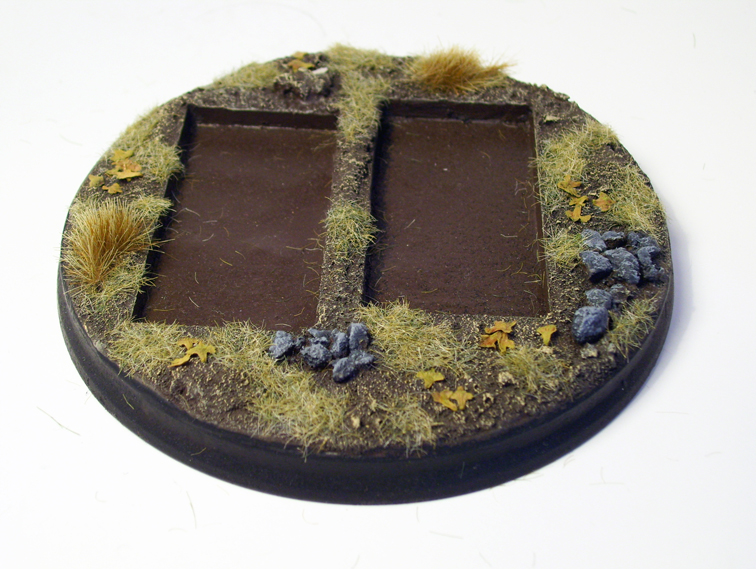 Command Base - Display