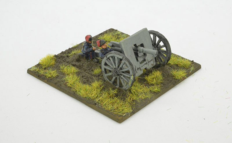 1914 Belgian Infantry Brigade (Great Escape Games) 12mm Scale