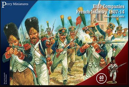 Elite Companies, French Infantry 1807-14 (Perry)