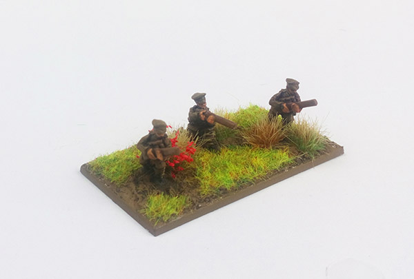 1914 British Cavalry (Lances) Regiment (Great Escape Games) 12mm Scale