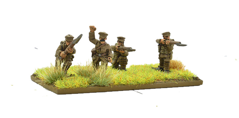 1914 British Infantry Brigade (Great Escape Games) 12mm Scale