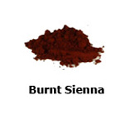 Burnt Sienna Pro Pigment Weathering Powder