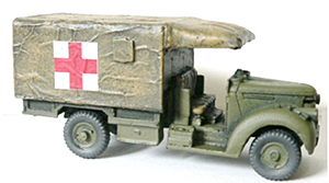 Chevy Ambulance (Company B)