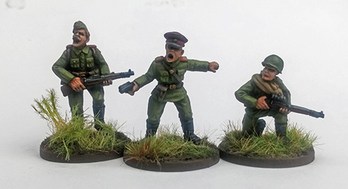 Soviet Command - Summer Uniform (Great Escape Games)