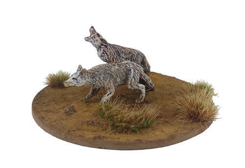 Dead Man's Hand - A Pack of Coyotes