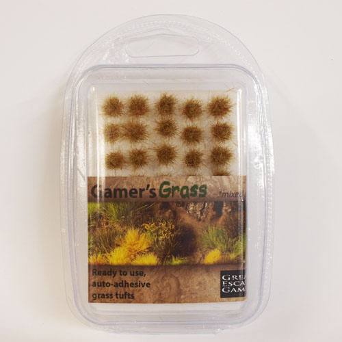Dry Tufts (Gamer's Grass) Clamshell Pack