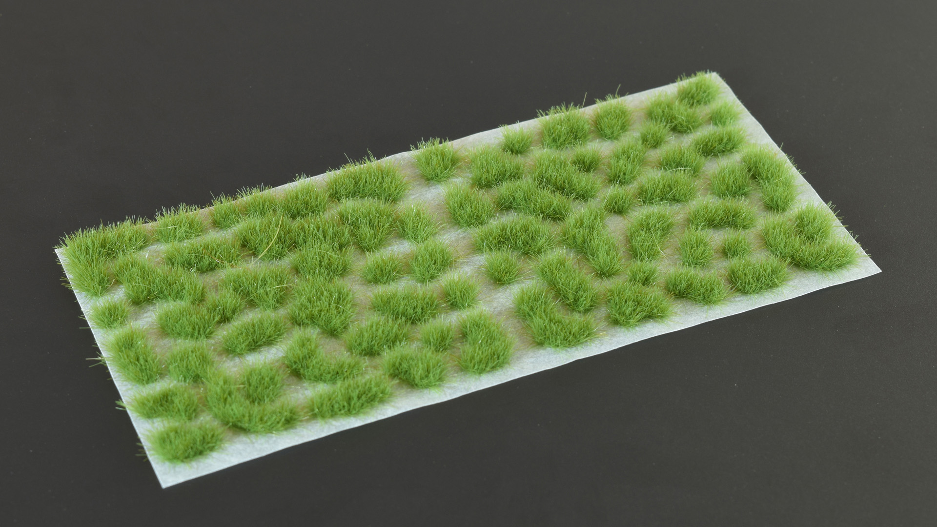 Green 4mm Tufts (Gamer's Grass Gen II) Wild