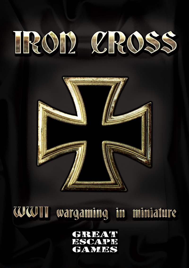 zzz Iron Cross Rule Book zzz don't use