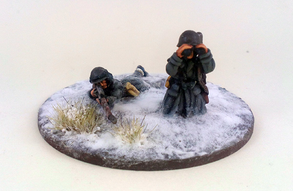 Italian Supported Platoon - Winter Uniform (Great Escape Games) ITA102/103/104/105/107/110