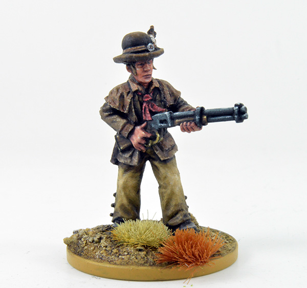 Rogues' Gallery - Calamity Jane