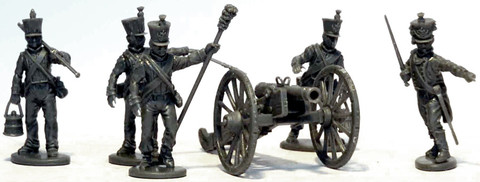 French Napoleonic Foot Artillery 1812-15 (Victrix)