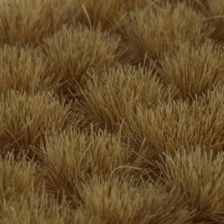 Light Brown Tufts (Gamer's Grass) Small
