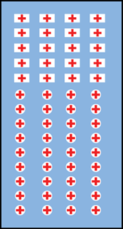 Generic Medic Patches