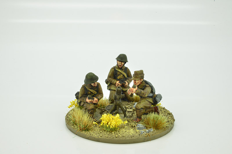 Romanian Mortar - Summer Uniform (Great Escape Games)