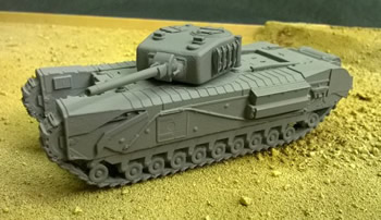 Churchill NA75 (Blitzkrieg Miniatures)