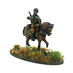 Hungarian Mounted Huszár Troop (Great Escape Games) HUN201