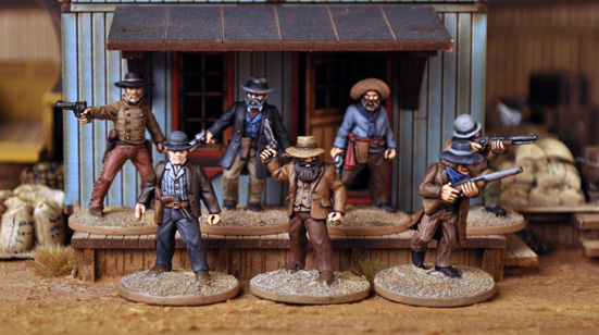 Dead Man's Hand Outlaws