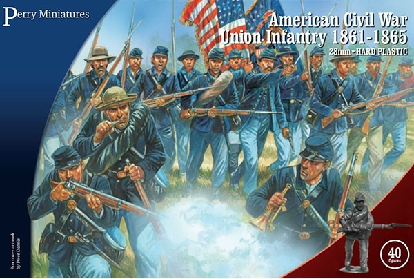 American Civil War Union Infantry 1861-65 (Perry)